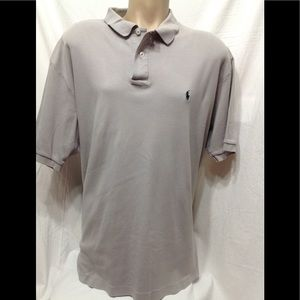 Men's sz XXL POLO by RALPH LAUREN soft polo shirt